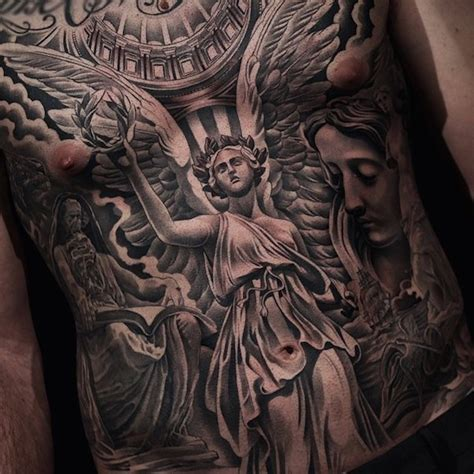 60 best angel tattoos meanings ideas and designs for 2016