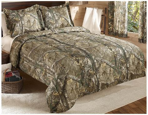 camouflage comforter king new real tree xtra mini comforter set king tan camo woods