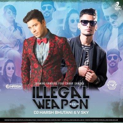 dj harsh remix mp3 download aidc illegal weapon dj harsh bhutani dj v sky remix