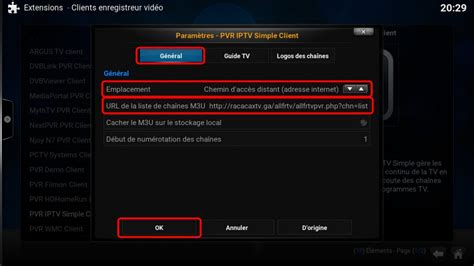 Dijamin Stb Root Plus Kodi Dll iptv sur kodi pvr simple client 233 par 233 iptv royal