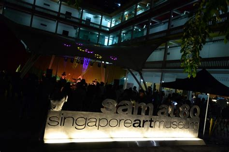 Friday Late Shopping In Singapore by Late Friday Nights At Singapore Museum 9 Feb 9 March