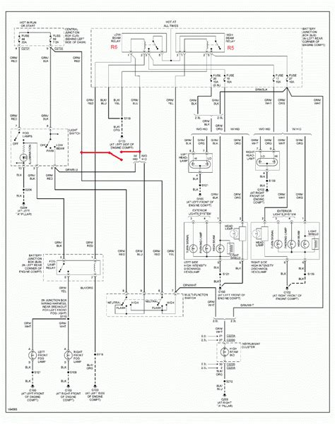 ford focus wiring diagram mk1 wiring diagram with