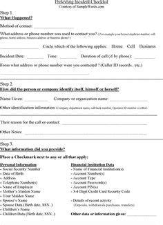 Performance Evaluation Forms Templates Invitation Templates Eb6tmjib Biz Stuff Pinterest Identity Theft Risk Assessment Template