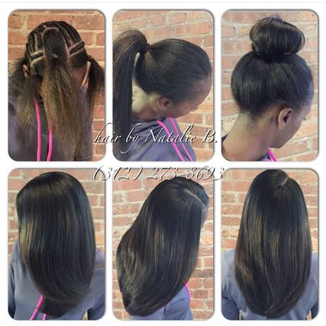 what to do for a versatile hair weave your sew in hair weave should be this natural looking and