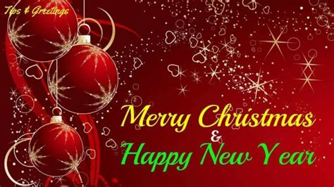 merry christmas  happy  year     tricks  stg
