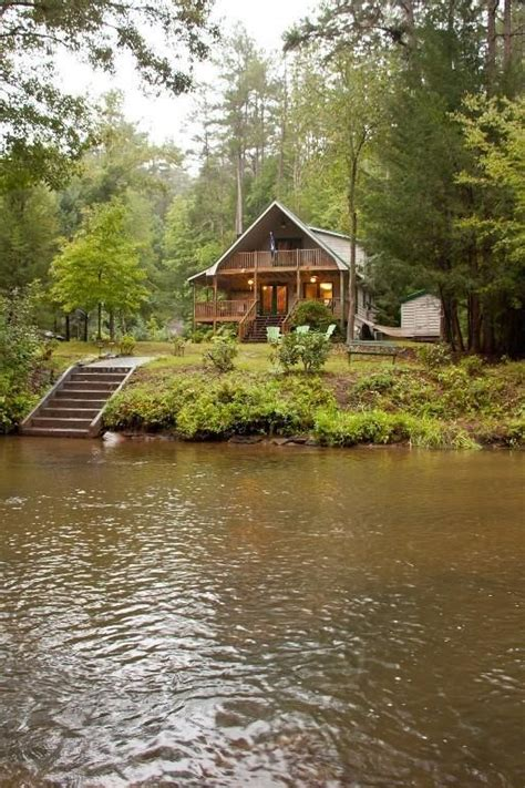 River Cabins by River Mist Log Cabin Blue Ridge In Blue Ridge