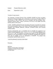 standard reference template best photos of standard letter of recommendation template
