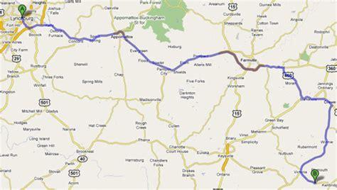 map of lynchburg virginia image gallery lynchburg va