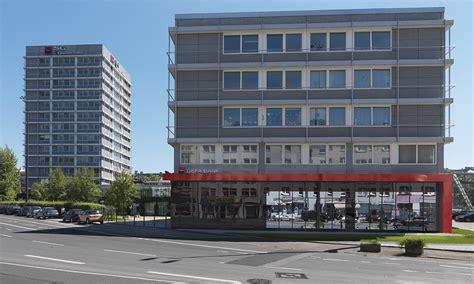 gefa bank wuppertal b 252 rogeb 228 ude gewerbe bauart architekten