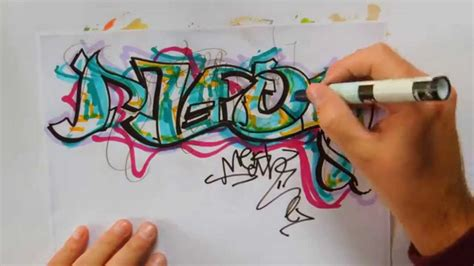 how is in color mesh aok graffiti tutorial how to color in a