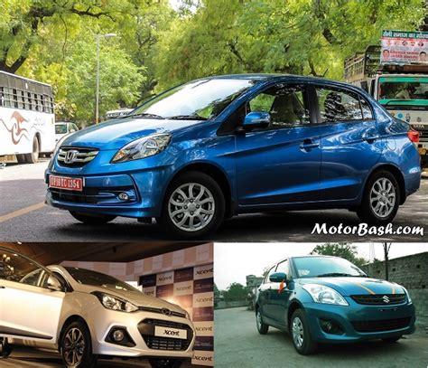 Maruti Suzuki Amaze Price Tata Zest Vs Dzire Vs Amaze Vs Xcent Price Comparison