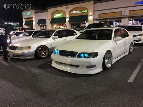 bagged gs300 1995 lexus gs300 xxr 531 uas bagged