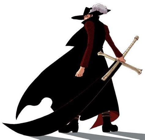 One Mihawk one images dracule mihawk and yoru wallpaper and background photos 34307817