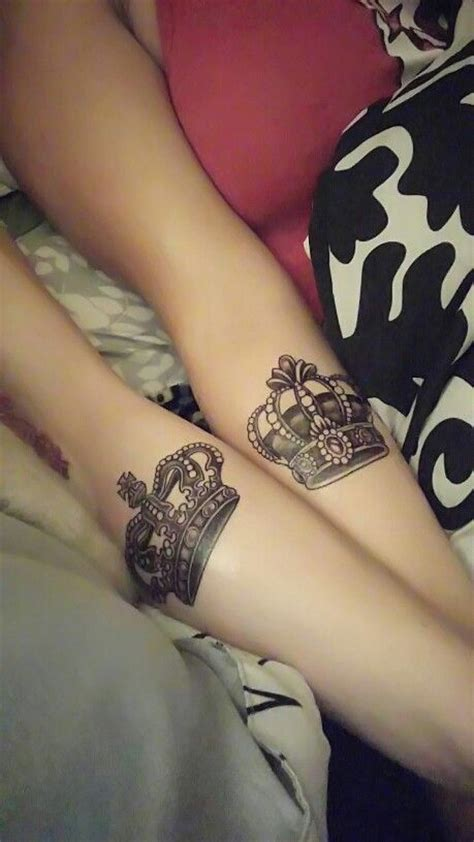 tattoo i am queen king and queen tattoos i am going to get soon