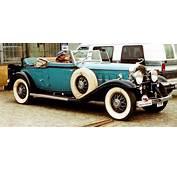 Cadillac Series 452 A V 16 Convertible Coupe 1931jpg