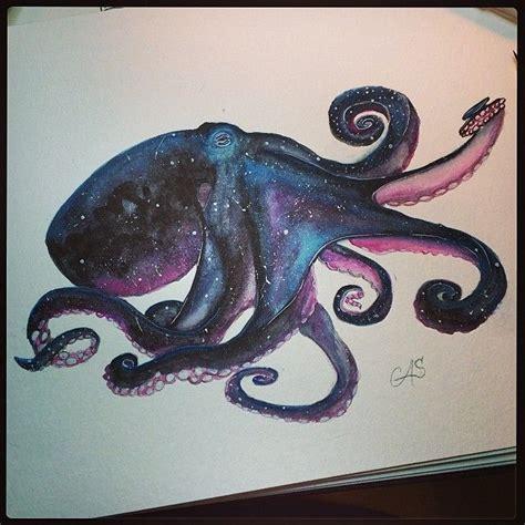 octopus tattoo fail cosmic octopus galactopus ink pinterest cosmic