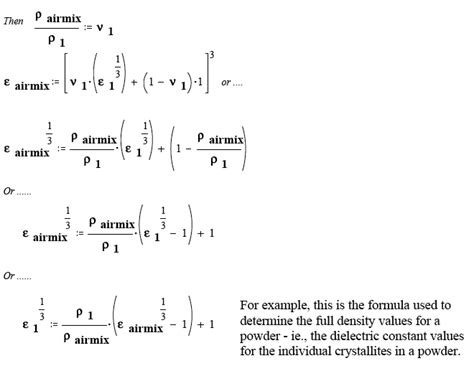 How To Find The Density Of Air In A Room by Mpn Demonstration Calculations