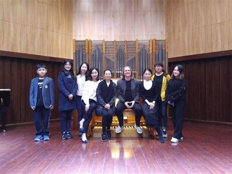 Department Organ Professor Christoph Bull Professor Christoph Bull Performs In China And Japan