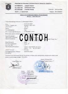 contoh surat kuasa cv wisata dan info sumbar