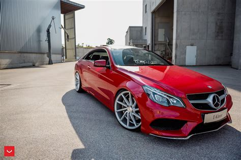 Check Out This Seriously Classy C207 Mercedes E Class Coupe Carscoops