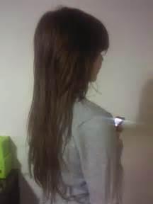 coupe de cheveux d 233 grad 233 effil 233