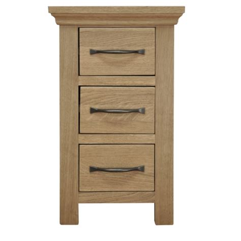 skinny bedside table camberley narrow bedside the furniture house