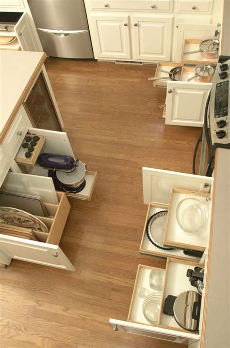 roll out shelves for existing cabinets 33 best pull out pantry shelves images on pinterest