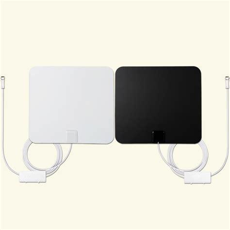 antop paper thin indoor tv antenna combo pack