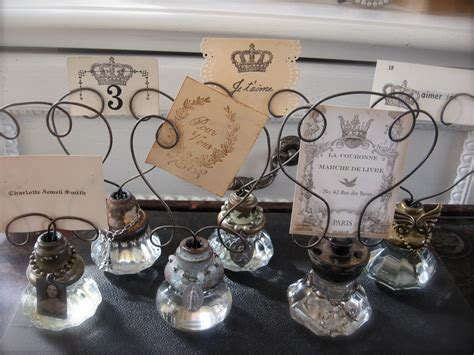 simple vintage earring place card holders in my own style 8 creative ways to decorate with glass door knobs