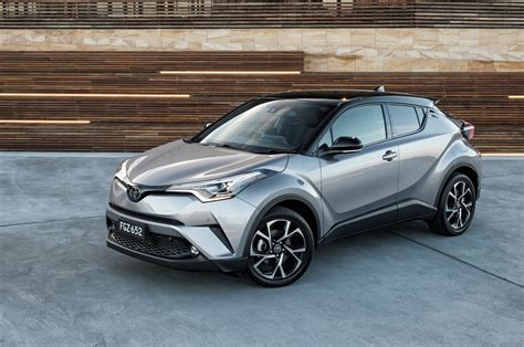 toyota new c hr all new toyota c hr now on sale in australia from 26 990