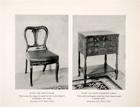 duncan phyfe bedroom furniture 1939 print duncan phyfe chair bedroom table furniture