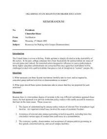 Memo format template apa business memo format apa business memo