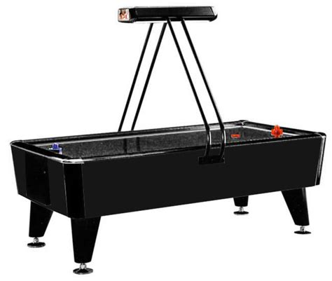 commercial air hockey table reconditioned fast track mk1 8ft commercial air hockey table