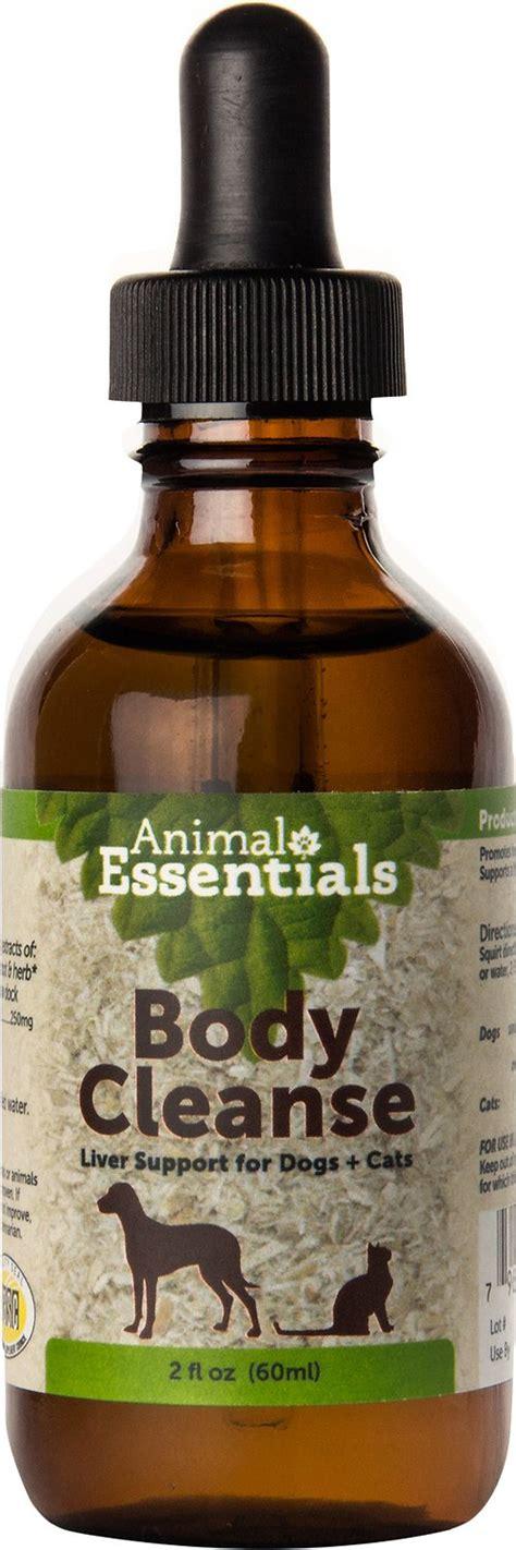 Animal Essentials Liver Detox animal essentials cleanse liver support cat