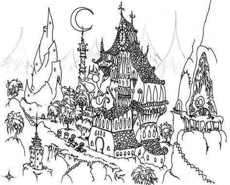 ghost haunter coloring page haunted coloring download haunted coloring