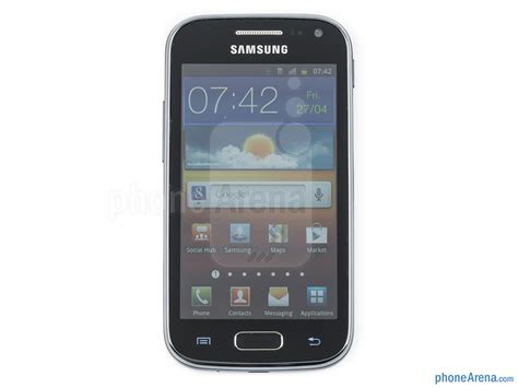 samsung galaxy ace  review