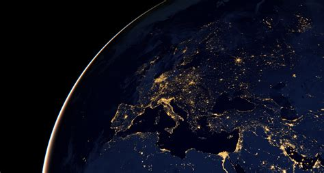 wallpaper earth night earth europe night space walldevil