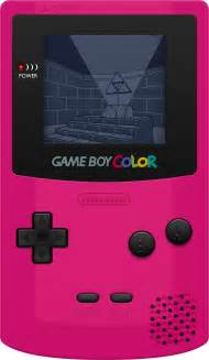 nintendo boy color nintendo boy color berry by blueamnesiac on deviantart