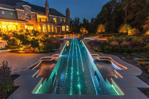 pool in backyard impressive swimming pool lights pool lighting ideas and