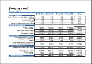 business process inventory template ms excel business inventory analysis template excel
