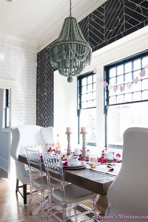 world market home decor breakfast room valentines day dinner table decor ideas