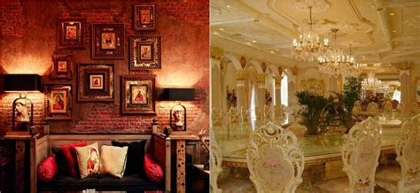 never seen before pictures of shah rukh khan s mansion