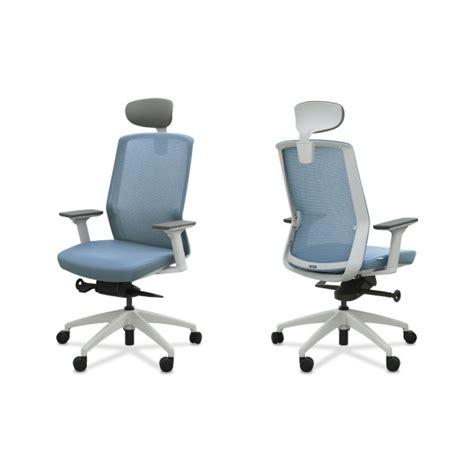 silla de direccion silla de direcci 243 n zeus azul