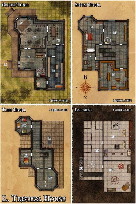 rpg floor plans 17 best images about rpg floorplans on pinterest