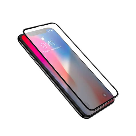 iphone x xs xr xs max screen protector 171 screen 3d g2 187 tempered glass hoco the