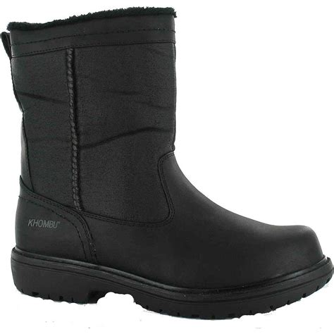 khombu boots mens khombu bell tower boot s glenn