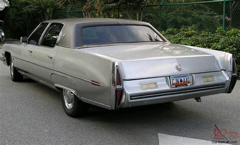 1973 Cadillac Fleetwood by Classic Collectors 1973 Cadillac Fleetwood Brougham