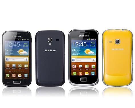 samsung galaxy 2 samsung galaxy mini 2 android