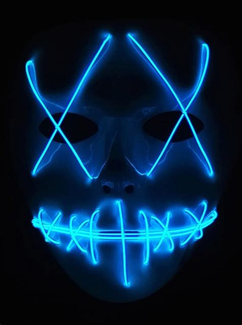 light mask the purge 3 election year anarchy liberty mask light