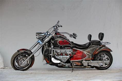 Boss Hoss Custom Bike by Boss Hoss Custom Motorcycles Boss Hoss Motorcycles